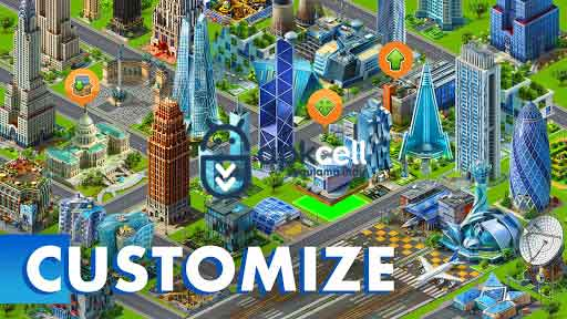 Airport City Airline Tycoon v6.22.8 MOD APK – MEGA HİLELİ