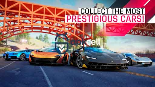 Asphalt 9 Legends v1.6.3a FULL APK – TAM SÜRÜM