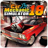 Car Mechanic Simulator 18 v1.1.4 MOD APK – PARA HİLELİ