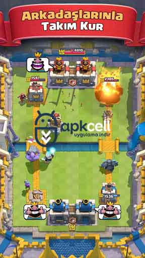 Clash Royale v2.8.0 FULL APK – TAM SÜRÜM