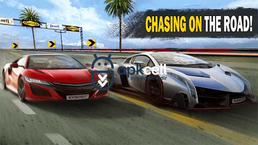 Crazy for Speed v5.1.3952 MOD APK – MEGA HİLELİ