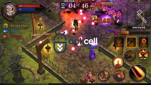 Dungeon Chronicle v2.42 MOD APK – PARA HİLELİ