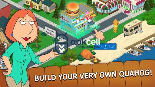 Family Guy The Quest for Stuff v1.83.1 MOD APK – Alışveriş HİLELİ