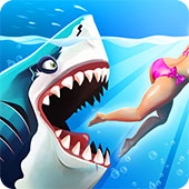 Hungry Shark World v3.1.2 MOD APK – PARA HİLELİ