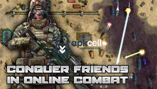 Machines at War 3 RTS v1.0.10 FULL APK – TAM SÜRÜM