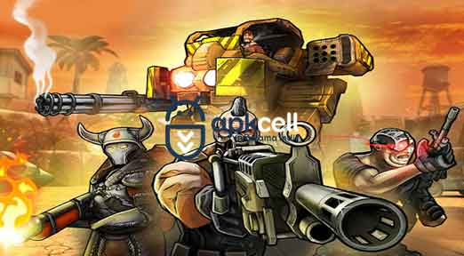 Major GUN War on Terror v4.0.9 MOD APK – PARA HİLELİ