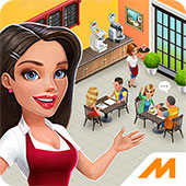 My Cafe Recipes Stories v2019.5.1 MOD APK – PARA HİLELİ