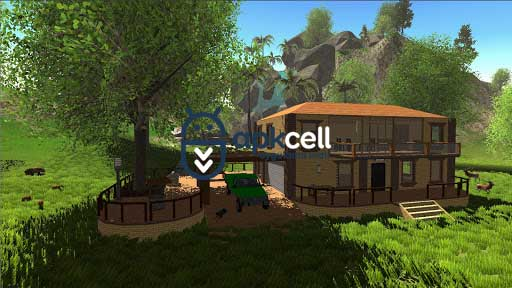 Ocean Is Home Survival Island v3.2.0.0 MOD APK – PARA HİLELİ