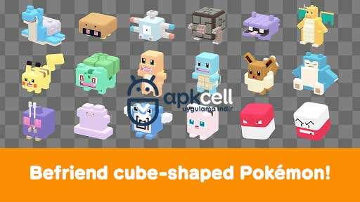 Pokemon Quest v1.0.4 MOD APK – PM TİCKETS HİLELİ
