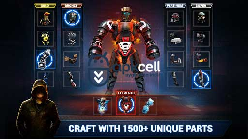 Real Steel Boxing Champions v2.1.156 MOD APK – PARA HİLELİ