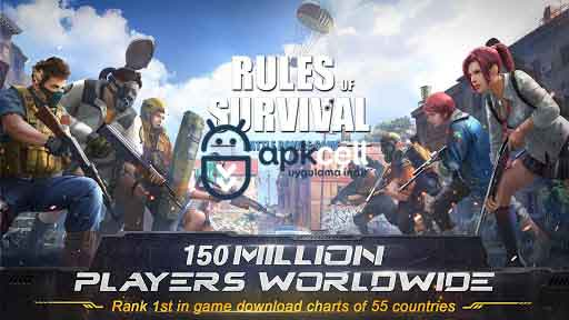 Rules of Survival v1.194559.199153 FULL APK – TAM SÜRÜM
