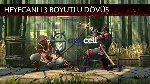Shadow Fight 3 v1.19.2 MOD APK – DÜŞMAN DONDURMA HİLELİ