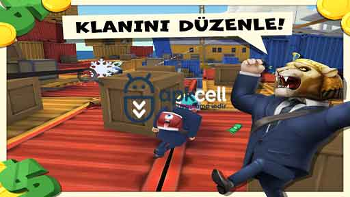 Snipers vs Thieves v2.7.31217 MOD APK – MEGA HİLELİ
