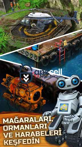 Survivors The Quest v1.13.1005 MOD APK – ELMAS HİLELİ