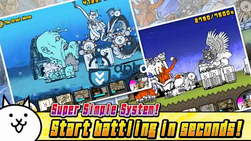 The Battle Cats v8.5.1 MOD APK – PARA HİLELİ