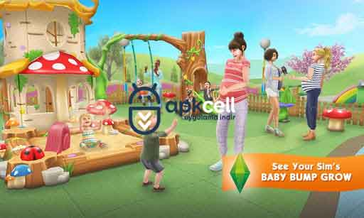 The Sims FreePlay v5.51.0 MOD APK – PARA HİLELİ