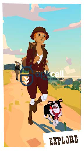 The Trail v9159 MOD APK – PARA HİLELİ