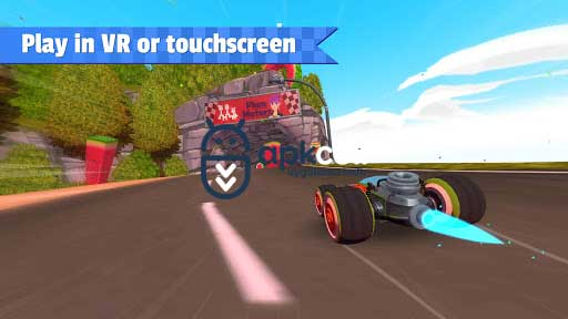 All-Star Fruit Racing VR v1.3.1 MOD APK – TÜM KİLİTLER AÇIK