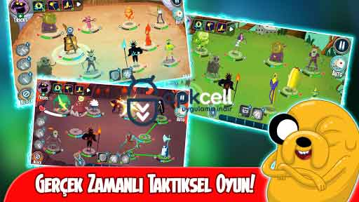 Champions and Challengers v2.0.1 MOD APK – PARA HİLELİ