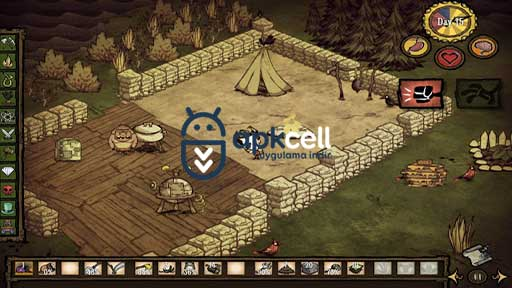 Dont Starve Pocket Edition v1.06 MOD APK – MEGA HİLELİ