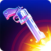 Flip the Gun Simulator Game v1.1.1 MOD APK – PARA HİLELİ