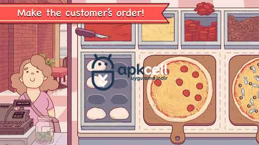 Good Pizza Great Pizza v3.3.5 MOD APK – PARA HİLELİ