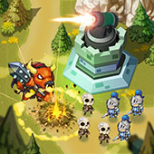 Hero Defense King v1.0.22 MOD APK – PARA HİLELİ