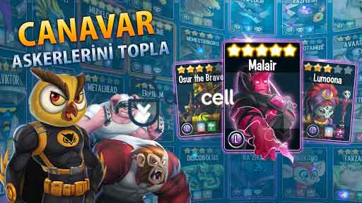 Monster Legends v7.4.2 MOD APK – Kazanma HİLELİ