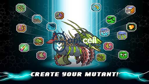 Mutant Fighting Cup 2 v1.5.9 MOD APK – MEGA HİLELİ