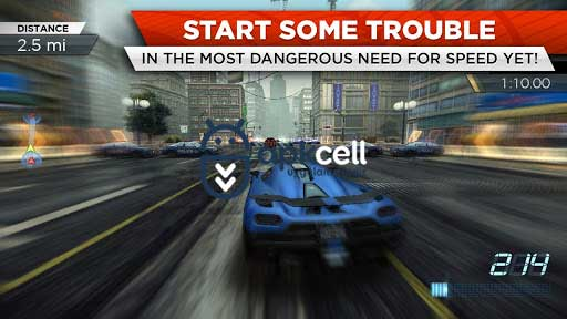 Need for Speed Most Wanted v1.3.112 MOD APK – MEGA HİLELİ