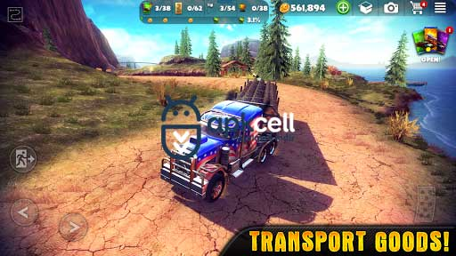 Off The Road OTR Open World Driving v1.3.5 MOD APK – PARA HİLELİ