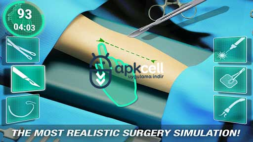 Operate Now Hospital v1.32.1 MOD APK – PARA HİLELİ