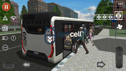 Public Transport Simulator v1.34.2 MOD APK – XP HİLELİ