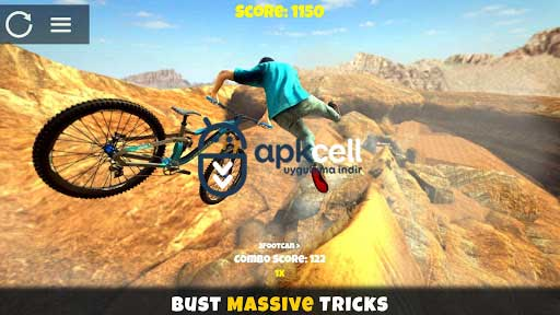 Shred 2 Freeride Mountain Biking v1.29 FULL APK – TAM SÜRÜM