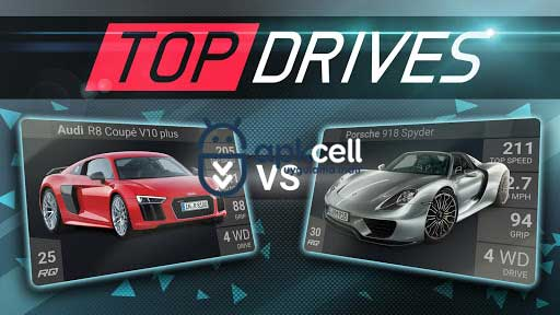 top drives hack apk 2018
