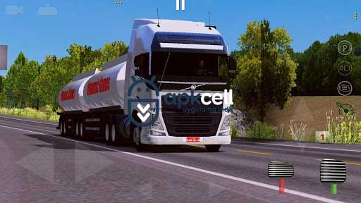 World Truck Driving Simulator v1.151 MOD APK – PARA HİLELİ