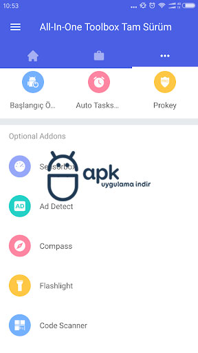 All In One Toolbox v8.1.5.5.8 FULL APK – TAM SÜRÜM