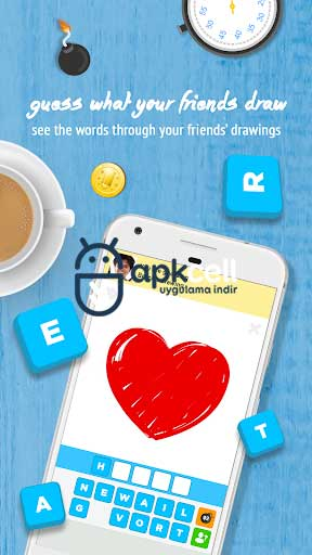 Draw Something v2.400.040 FULL APK – TAM SÜRÜM