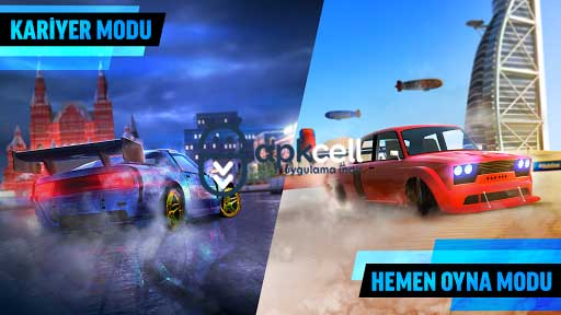 Drift Max World v1.80 MOD APK – PARA HİLELİ
