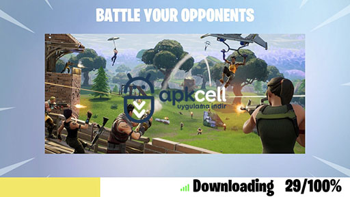 Fortnite Battle Royale v6.22.0-4538154 FULL APK – TAM SÜRÜM