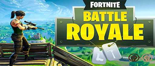 Fortnite Battle Royale v5.40.0-4342413 FULL APK – TAM SÜRÜM