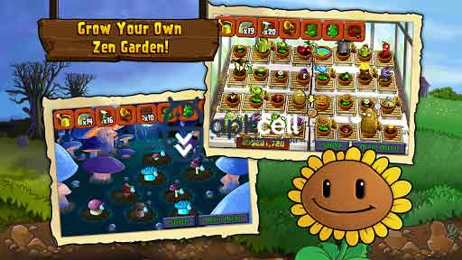 Plants vs Zombies v2.6.01 MOD APK – PARA HİLELİ