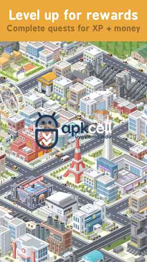 Pocket City v1.1.293 FULL APK – TAM SÜRÜM
