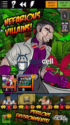 Sentinels of the Multiverse v2.6.2 FULL APK – TAM SÜRÜM