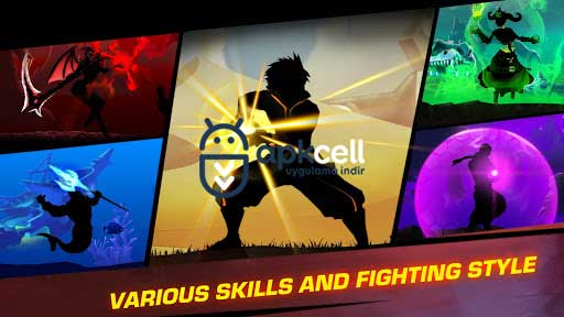 Shadow Battle v2.2.41 MOD APK – PARA HİLELİ