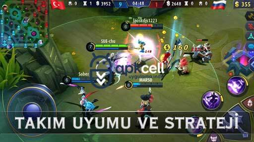 Mobile Legends Bang Bang v1.3.81.4061 FULL APK İndir