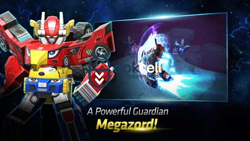 Power Rangers All Stars v0.0.156 FULL APK – TAM SÜRÜM