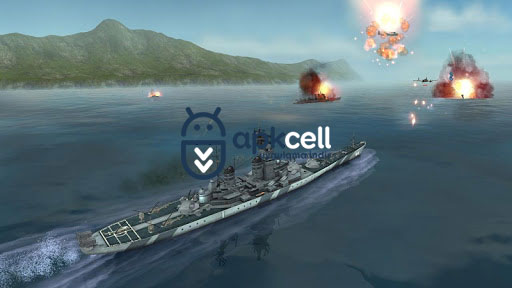 Warship Battle 3D World War II v2.7.3 FULL APK İndir