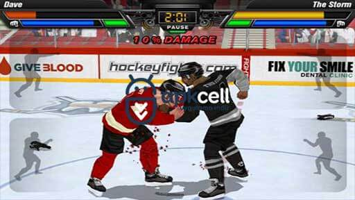 Hockey Fight Pro v1.72 MOD APK – PARA HİLELİ