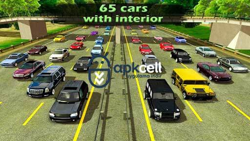 Real Car Parking HD v5.9.1 MOD APK – PARA HİLELİ